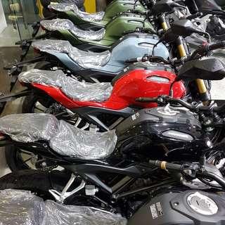 New Honda CB 150R
