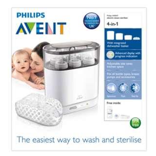 Philips Avent 4 in 1 Steriliser