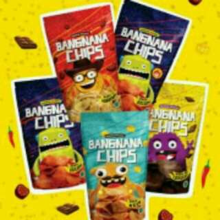 Bangnana Chips