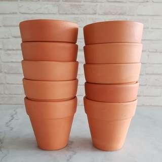 Flower Pot Terracotta W 8cm