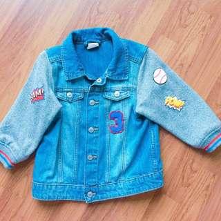 H&M 👦🏻Boy Denim Jacket