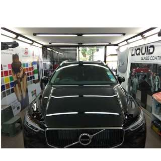 Glass Coating - Paint Protection - Car Grooming