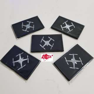 TACTICAL DRONE PATCHES
