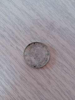宣統元寶 廣東省造 一千四分四釐 1.44 銀幣 品相如圖 保真