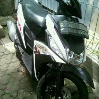 Motor Yamaha Mio M3 125 Tajun 2015