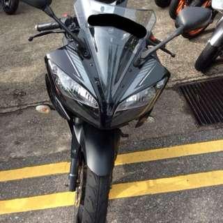 Yamaha YZF-R15 Ver2.0
