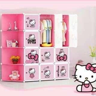 Hello Kitty DIY Cubes