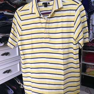 Memo polo shirt medium