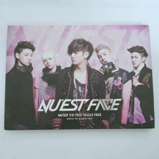 NU'EST Single Album Vol. 1 - Face