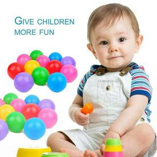 200 Pcs. Toy Ball for Kids