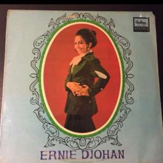 Ernie Djohan 60-70's Indonesia Psych Garage Pop LP Record Vinyl Malay