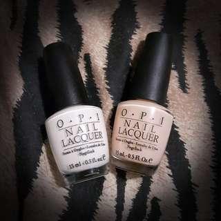 Opi - manicure set nail polish