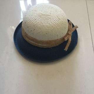 草帽(用過一次)