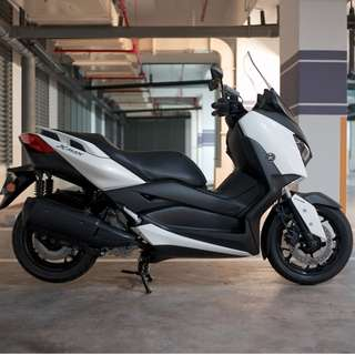 Jun 2017 Yamaha Xmax for sale