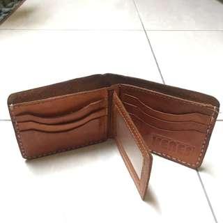 Dompet Kulit Asli - Merk Kenes