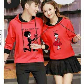 Couple Pullover