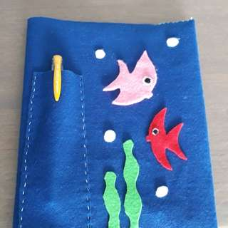Felted Notebook