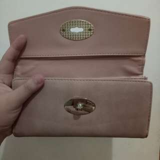 Nude Pink Wallet (New)