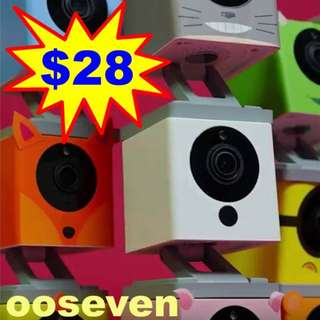 ip camera cctv 💥 $28 💥1080P WiFi Cam XiaoYi TPLINK IPHONE Xiaomi Pet Elderly Baby Xiao Fang XiaoFang Android