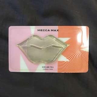 Mecca Max Lip Plumping Mask