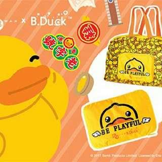 B Duck旅行袋