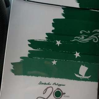 Starbucks Planner-  Large