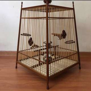 Looking for trade with A cage