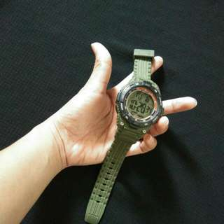 EIGER SWATCH ANTI AIR