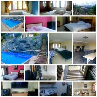 Villa Resort Dago Pakar.8 Kamar,lengkap.dan Nyaman