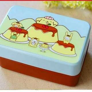 鴻福堂※ 布甸狗餐具系列※ 布甸狗餐盒