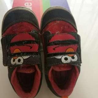 Stride rite Elmo shoes