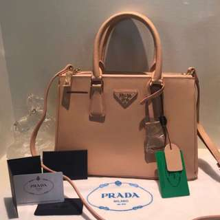 Prada Nude Pink Bag- INCLUDING EXPRESS POSTAGE