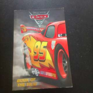 Cars 2 Book of the film