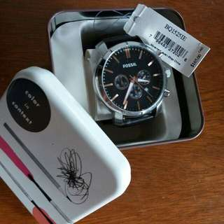 Watches Fossil BQ1525IE