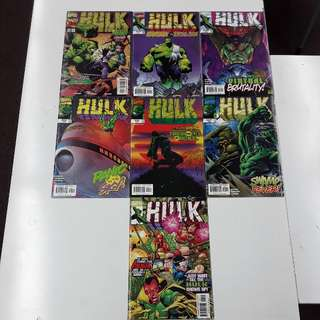 Hulk (2011 Marvel) By John Byrne and Ron Garney Comics Set