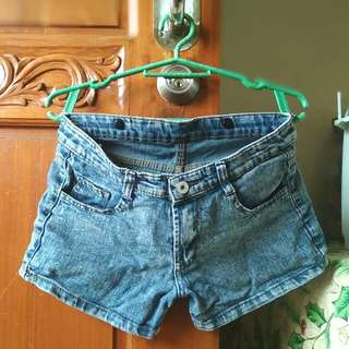 Maong Shorts (pwede for Jumpers)