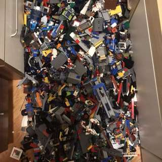 Lego 散件 大量