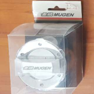 Genuine Mugen Fuel Cap Cover