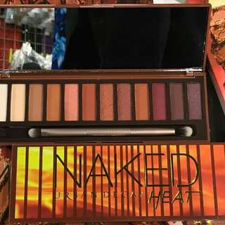 *HOTTEST* NAKED HEAT PALETTE
