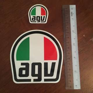 AGV Original sticker