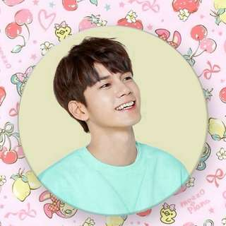 Wanna One Ong Seongwoo Badge