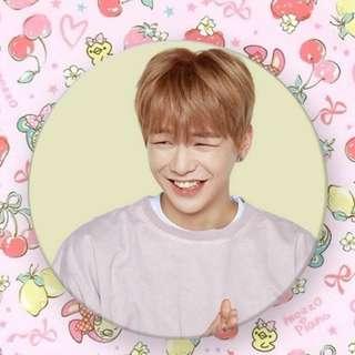 Wanna One Kang Daniel Badge