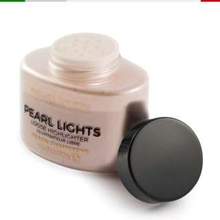 Makeup revolution peach champagne loose highlighter