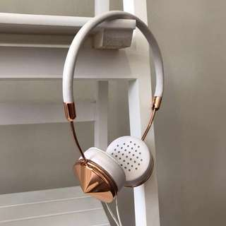 Authentic Frends Layla Rose Gold Headphones