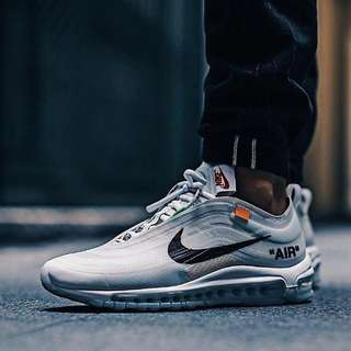 LOOKING FOR/WANT TO BUY OFF WHITE NIKE AIR MAX 97 BNIB US 10 READY STOCK!!