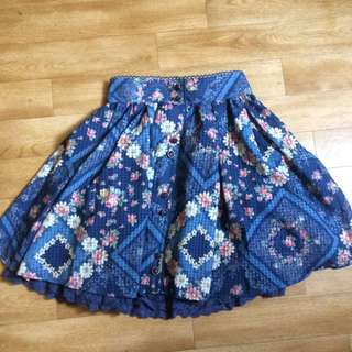 Liz Lisa Handkerchief Skirt