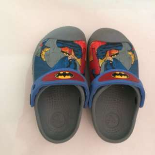 Sandal crocs original batman