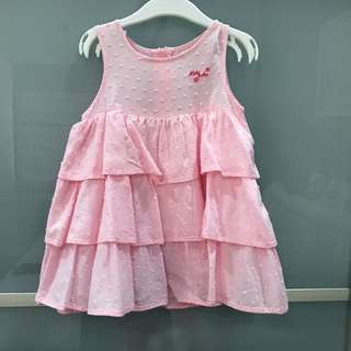 PL Miki baby 18-24m top dress