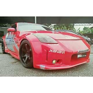 CASH  NISSAN FAIRLADY AUTO TAHUN 2003/2009 LEATHER BUCKET SEAT SOUND SYSTEM  TIPTOP CONDITION  KLIK wasap.my/60133524312/fairlady