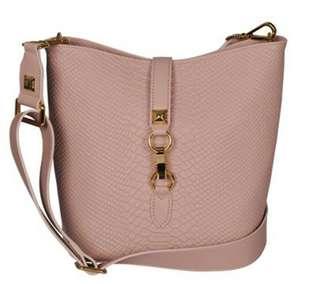 Silvio Tossi Leather Shoulderbag